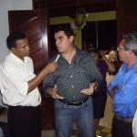 Wilson Santiago deve ter Luciano Agra e Júnior Evangelista como suplentes na disputa do Senado