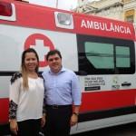 NON CREDITO ! PUCHA QUE LOS PARIUS :  Governador toma ambulância doada para ITABAIANA