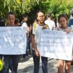 Exonerações de professores, diretores e servidores revoltam alunos de escolas estadual de São José da Lagoa Tapada