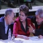 Intervenção do PT foi decidida em Curitiba entre Lula, Dilma e Mercadante