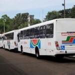TRT determina que sindicato coloque 60% da frota de ônibus em funcionamento; multa é de R$ 50 mil/dia