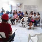 No Ingá Trabalhadores da saúde realizam encontro para fundar sindicato regional da categoria