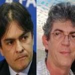 """MAS VEJAM SÓ QUE KUDIBOI : coligações de Cássio e Ricardo trocam acusações sobre """"paternidade e maquiagem"""" de obras"""