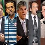 Candidatos ao Palácio da Redenção debatem propostas na Tv Arapuan nesta terça