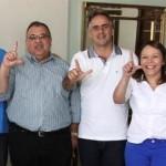 NEM LIGO ; Cássio Cunha Lima demonstra indiferença quando indagado sobre apoio de Rômulo Gouveia a Lucélio