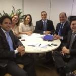 Paraibanos discutem na Embratur, em Brasília, projetos e estratégias para desenvolvimento do turismo paraibano