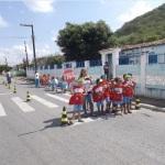 EXCELENTE INICIATIVA DOS EDUCADORES DA ESCOLA MAURINO RODRIGUES DE ANDRADE