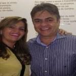 """RAISSA É FORTE COM PH DE PHARMACIA : dá conselho ao tucano Cássio Cunha Lima: """"Momento é de evitar o salto alto!"""""""