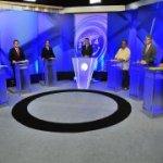 Em debate, Ricardo centra fogo em Cássio, mas tucano evita provocações