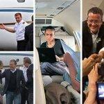 Marina Silva voou 10 vezes no jato do Caixa Dois do PSB