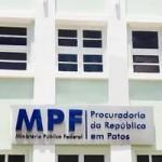 MPF investigará supostas irregularidades em convênio entre o Ministério do Turismo e prefeitura da PB