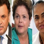 Dilma tem 40% , Marina 24% e Aécio 18%, diz Vox Populi