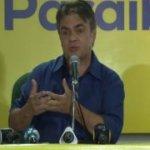 """PERDÍ PORQUE TIVE MENOS VOTOS : """"A democracia é feita por governo e oposição"""", diz Cássio Cunha Lima"""