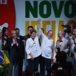 Dilma destaca união e reforma política em primeiro discurso
