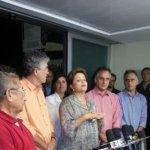 PRA COMEÇO DE HISTORIA NÃO GOSTEI :Veneziano é barrado e fica fora do palanque de Dilma