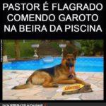 E AGORA PRA COMPLETAR O DIA :   Pastor é flagrado comendo garoto na beira da piscina
