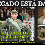"""VALE A PENA LER DE NOVO : """"Só para lembrar… que ainda estamos vivos, diz General João Camilo"""