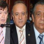 VAI FICAR SÓ UM COM UMA VAQUINHA PRA VENDER LEITE : Mais três 'aliados' de Cássio declaram apoio a Adriano Galdino
