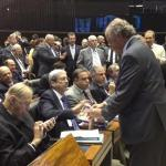 Texto-base foi aprovado Sem concluir votação de projeto de meta fiscal,  falta de quórum fez reunião ser remarcada.