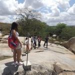 CAMINHOS DA HISTORIA : Professores Djair Fialho e Matuzalém Alves fazem das Itaquatiaras matéria essencial aos seus ensinamentos
