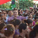 Pelo sexto ano consecutivo, a prefeitura municipal de Mogeiro, através da Secretaria de Ação Social, realiza o evento de doação de cestas natalinas às famílias de baixo poder aquisitivo do município.