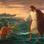 DA SERIE , VALE A PENA LER DE NOVO : Fé em Deus (por vavadaluz)