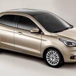 Ka Concept da Ford é novidade na versão compacto sedan