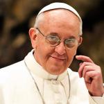 Um Papo do Papa ! Esse Papa é um gênio, vejam que cabeça.