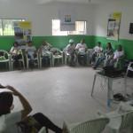 LAGOA SECA/PB: PROJETO RIO MAMANGUAPE – FASE II CAPACITA 48 AGENTES COMUNITÁRIOS DE SAÚDE