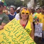 'Dilma vai à ponta do abismo e não salta', diz José Arthur Giannotti