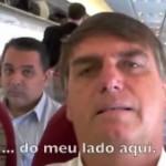 Bolsonaro vai à Justiça contra a Globo e emissora pode sair do ar por 24 horas