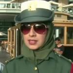 Turista é preso após tocar ombro de uma policial de Dubai
