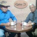 DEDIM E PROSA COM VAVA DA LUZ E WELLINGTON FARIAS ( Assista os vídeos)