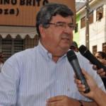 Paulino denuncia boicote do MDB ao seu nome e suspende campanha para o Senado