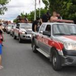 PARABÉNS A POLICIA DE PATOS : Desfile com acusados de matar PM repercute nacionalmente