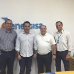 ANTONIO FERREIRA, PREFEITO DE MOGEIRO SEMPRE PROCURANDO O MELHOR