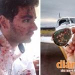 Urubu bate em avião dos Armazéns Paraíba e quase provoca uma tragédia