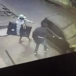 ASSALTO EM INGÁ, VEJA OS VIDEOS DAS CÂMERAS INSTALADAS