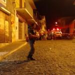 CADA CORDA DE DEZ EU DOU MAIS UM :Bandidos explodem terminal do Bradesco de Nazarezinho