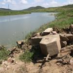 AGUA CADÁVEL : Ossadas de cemitérios submersos por barragem na PB serão realocadas