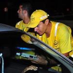 Lei Seca realiza 427 testes do bafômetro e flagra 29 condutores embriagados em JP