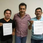 PR filia jornalista e ex vereador em Mogeiro, e reforça time para 2016.