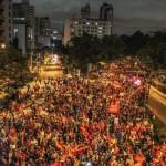 """Sem-Teto e servidores se unem para """"parar o Brasil"""" em ato em 9 capitais"""
