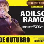 Neste sábado Adilson Ramos será entrevistado na ITABAIANA FM ás 9:30h sexta-feira, outubro 09, 2015
