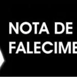 ´NOTA DE FALECIMENTO  : MORRE MATRIARCA DA FAMILIA LOURENÇO