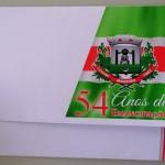 CONVITE: 54 ANOS DE EMANCIPAÇÃO POLÍTICA DE MOGEIRO