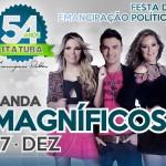 BANDA MAGNIFICOS, FINALMENTE, PREFEITO DE ITATUBA INVESTE NA CIDADE