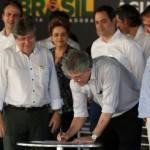 Dilma garante verba para abastecimento de água na PB