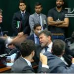 COMISSÃO DE ÉTICA SEM ÉTICA :Deputado paraibano troca tapas com colega no Conselho de Ética