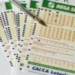 Mega-Sena acumula e pode pagar prêmio de R$ 6 milhões no sábado; veja as dezenas